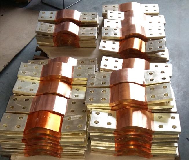 制作和学会正确的运用铜软连接
